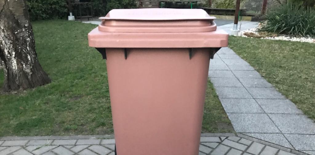 Kosz na bioodpady